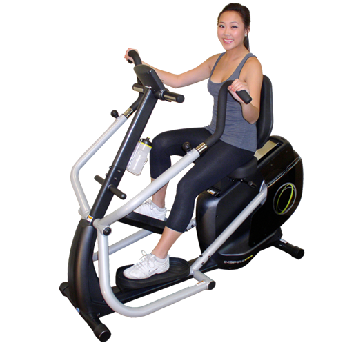 Elliptical Sit Down Bike